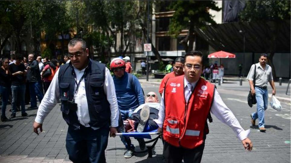 Φονικός σεισμός 7,1 Ρίχτερ στο Μεξικό - Τουλάχιστον 138 οι νεκροί