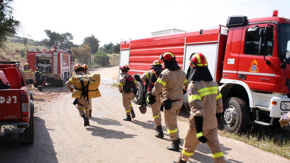 Σε ετοιμότητα η Πυροσβεστική: Υψηλός κίνδυνος πυρκαγιάς για τη μισή Ελλάδα για αύριο Τετάρτη