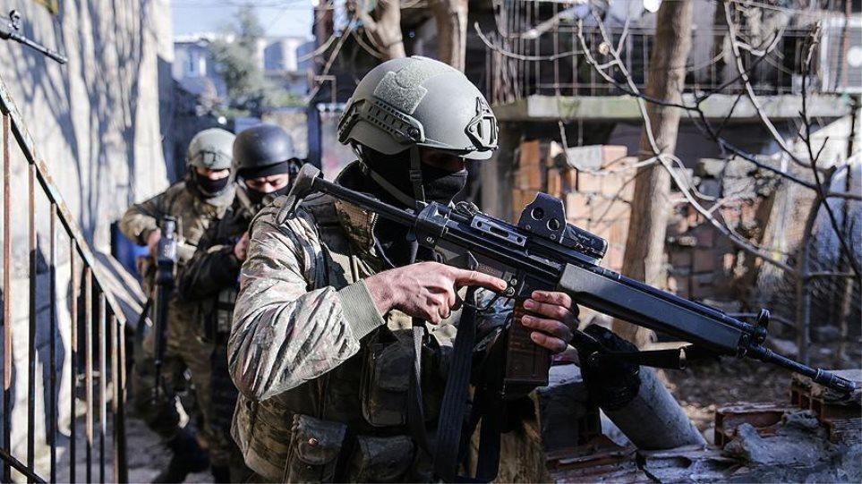 Τουρκία: Στρατιωτικά γυμνάσια στα σύνορα με το Ιράκ
