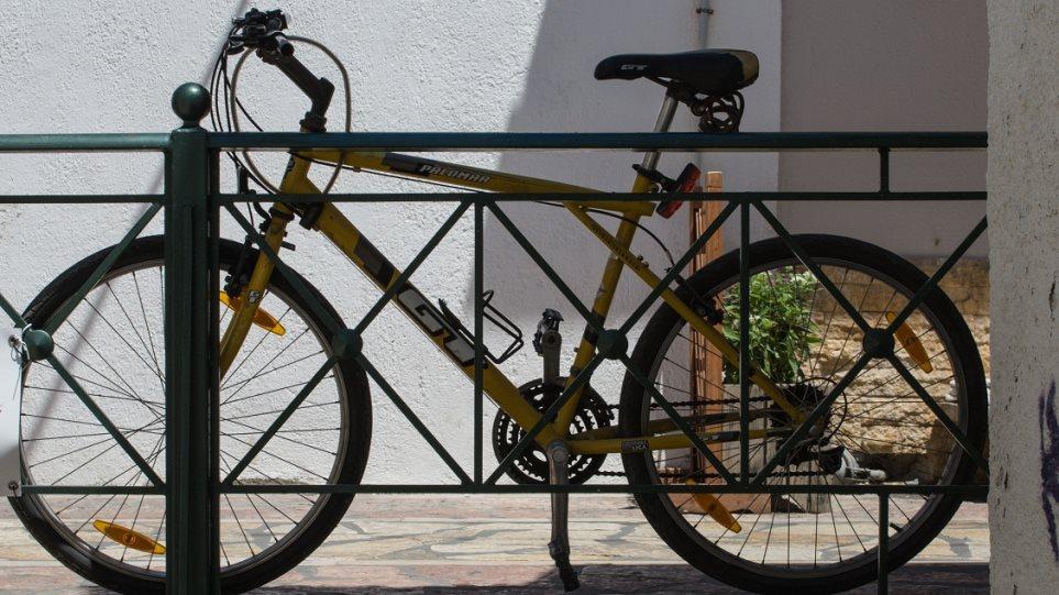 Καλαμάτα: Κλέφτης ποδηλάτων... ετών 10!