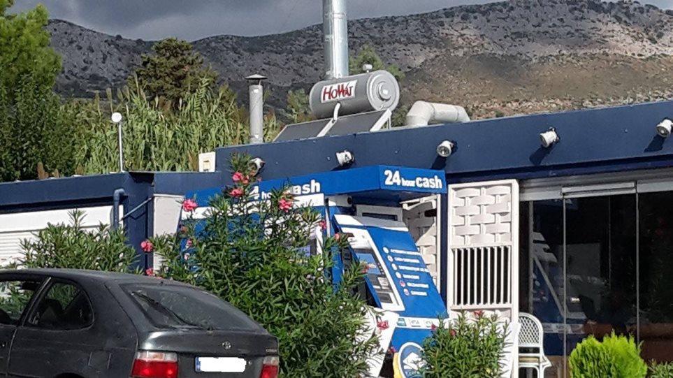 Ανατίναξαν το ATM στην Σκάλα Κεφαλονιάς