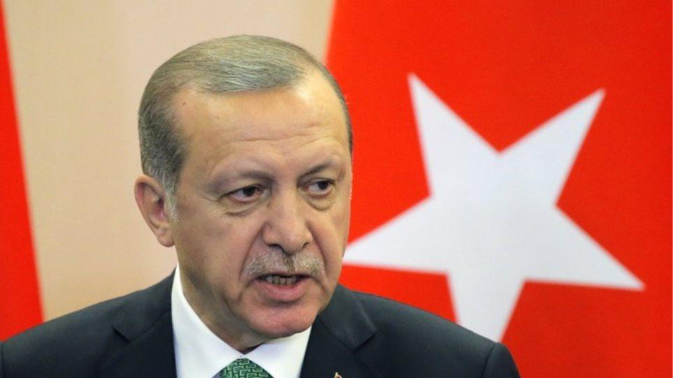 Ερντογάν: «Απείλησε» τους Κούρδους του Ιράκ από το βήμα του ΟΗΕ