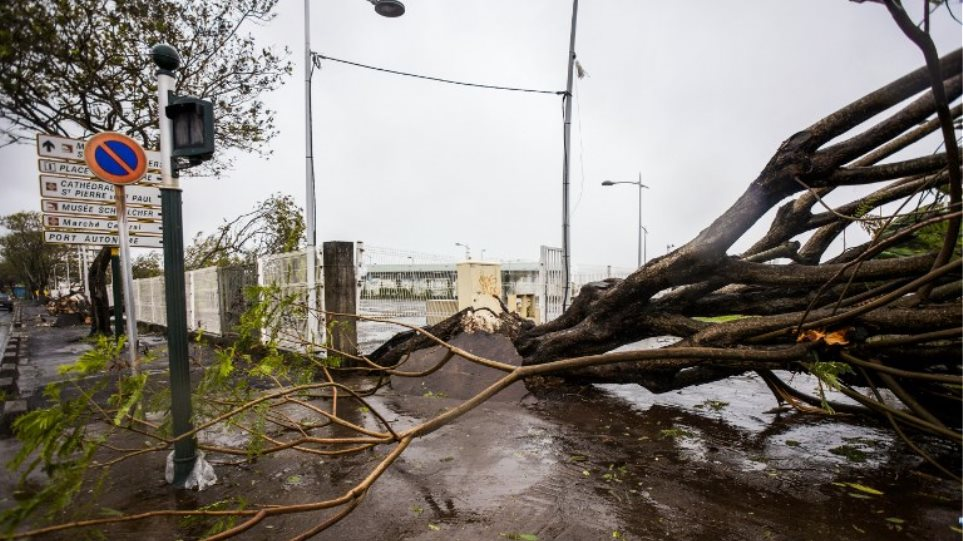 Τις Παρθένες Νήσους μετά την Ίρμα θα χτυπήσει και ο κυκλώνας Μαρία