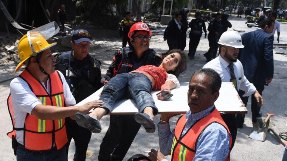 Συγκλονιστικές μαρτυρίες κατοίκων στο Μεξικό: «Σκέφτηκα, τώρα ήρθε το τέλος!»