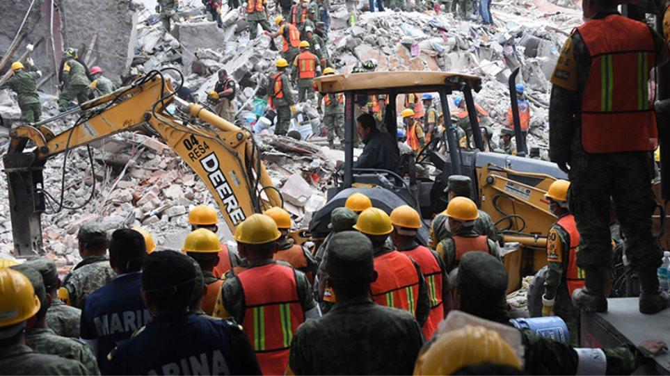 Μεξικό: 225 οι νεκροί από τον σεισμό - Τα πέντε βίντεο που σόκαραν τον πλανήτη