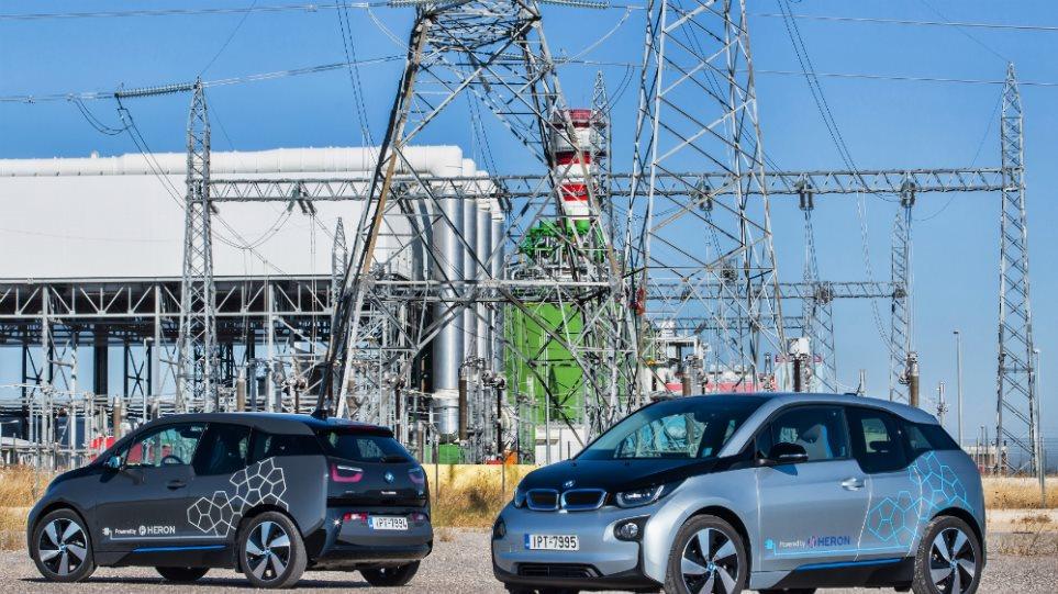 Δωρεάν ρεύμα στους νέους κατόχους BMW i3