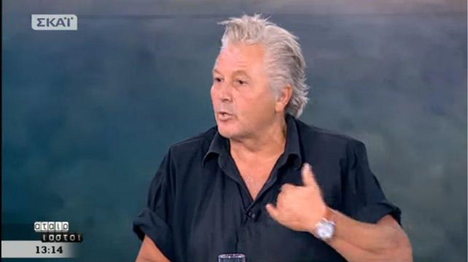 Παπαχριστόπουλος: Προσωπική μου επιλογή να κολυμπήσω στον Σαρωνικό