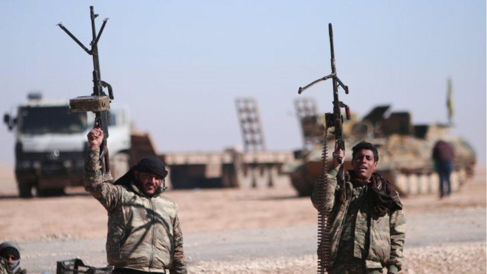 Συρία: Ελεύθερο από τζιχαντιστές το 90% της πόλης Ράκα