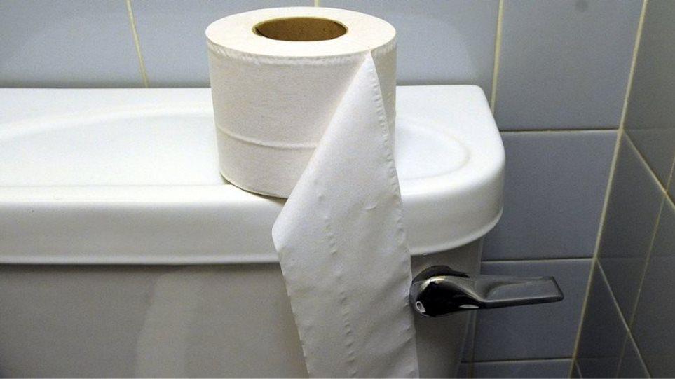 Πρωτοποριακή πρόταση: Ηλεκτρικό ρεύμα από χρησιμοποιημένα χαρτιά τουαλέτας!
