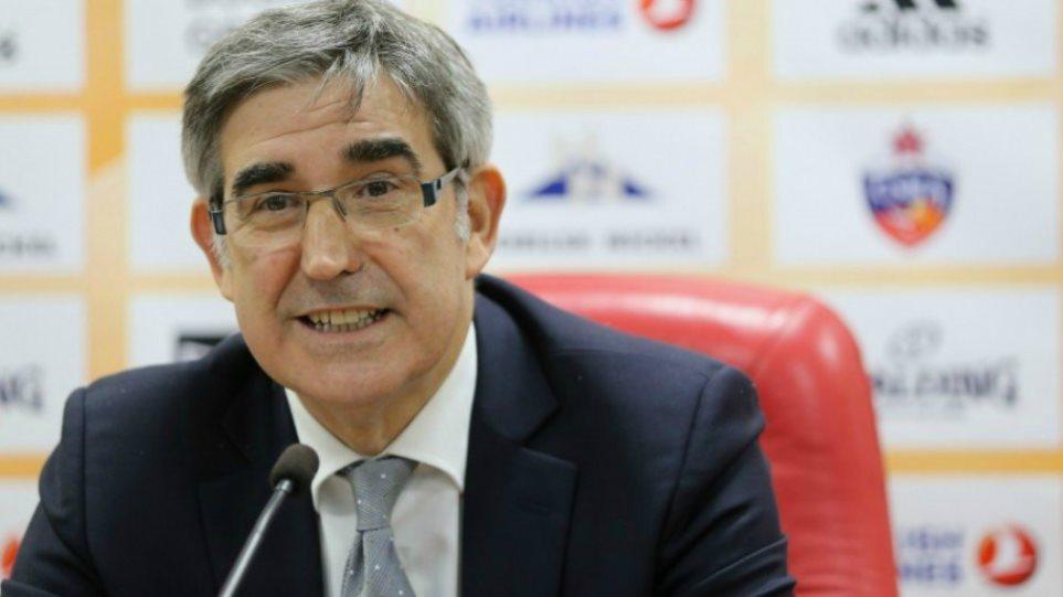 Μπερτομέου: «Στηρίζουμε τις εθνικές ομάδες αλλά να παίζουν οι καλύτεροι παίκτες»