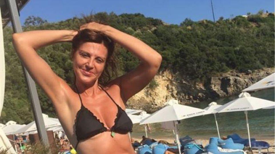 Γυμνή στο instagram η Αλεξάνδρα Παλαιολόγου
