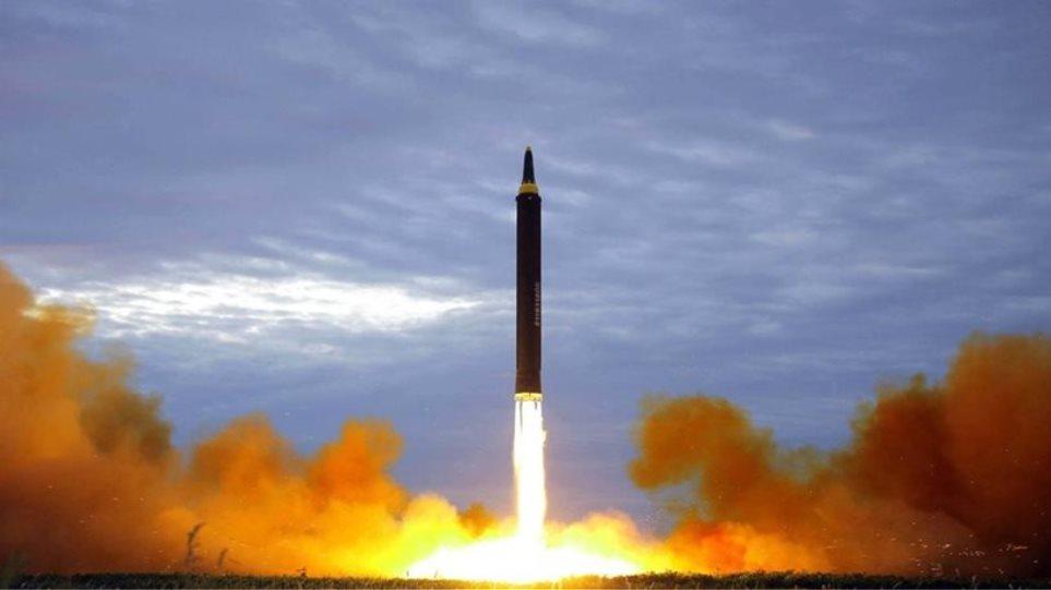 Κίνα: Η κατάσταση στη Βόρεια Κορέα δεν λύνεται μόνο με κυρώσεις