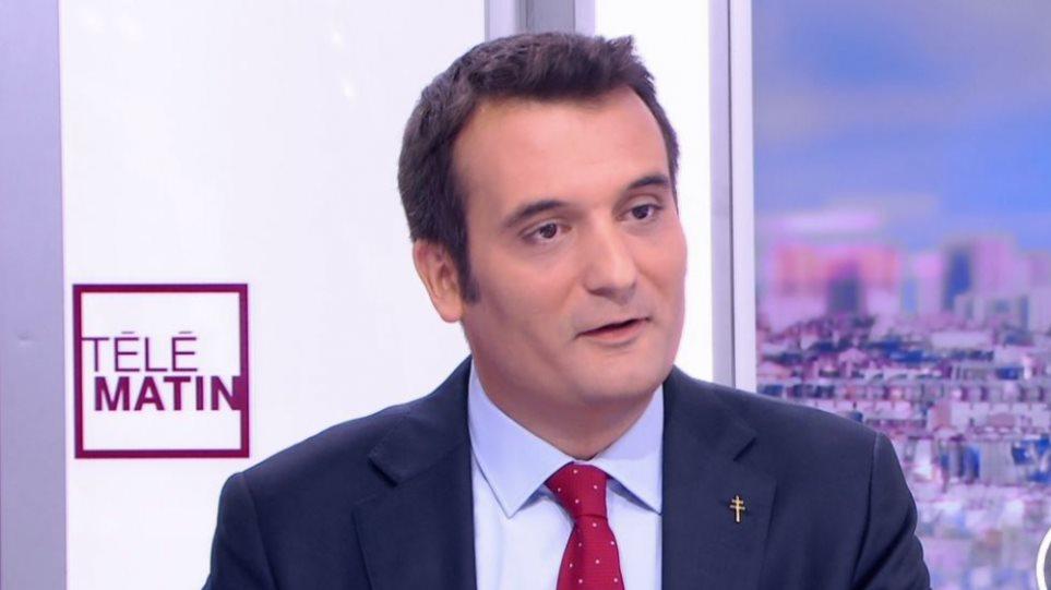 Το «νούμερο 2» της γαλλικής Ακροδεξιάς εγκαταλείπει το κόμμα και την Μαρίν Λεπέν