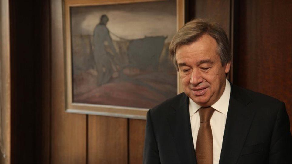 Κυπριακό: Τι ανέφερε το non paper του ΓΓ του ΟΗΕ για τις εγγυήσεις