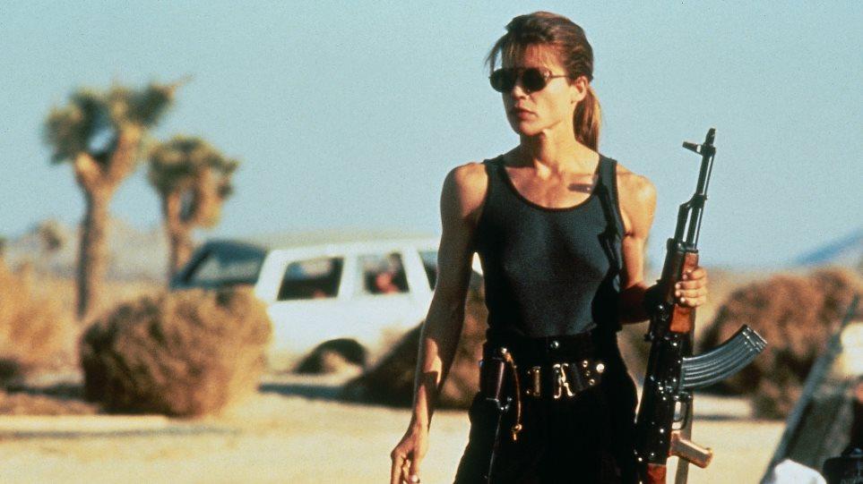 Επιστρέφει η Λίντα Χάμιλτον στον Terminator