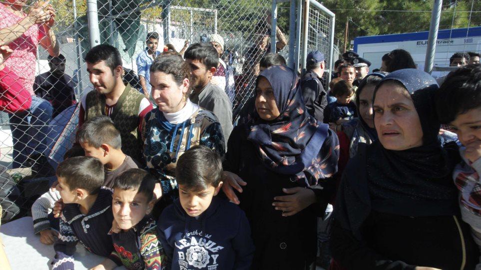 Όσοι οι κάτοικοι, τόσοι και οι πρόσφυγες στο Βαθύ της Σάμου