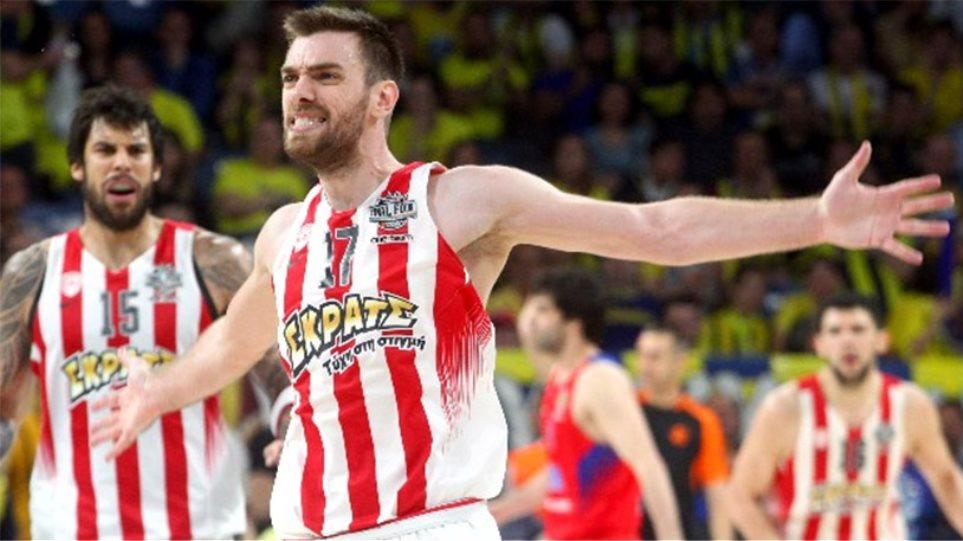 """Μάντζαρης: """"Κίνητρο το Βελιγράδι, θα είναι σαν στο σπίτι μας!"""""""