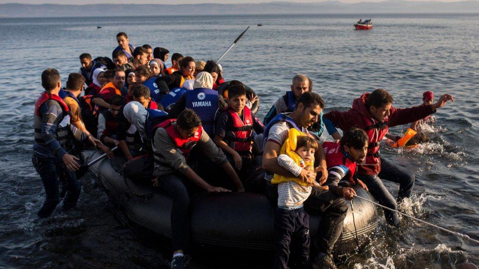 Αυξημένες ροές: Κοντά στους 3.000 μετανάστες πέρασαν στα νησιά από την 1η Σεπτεμβρίου
