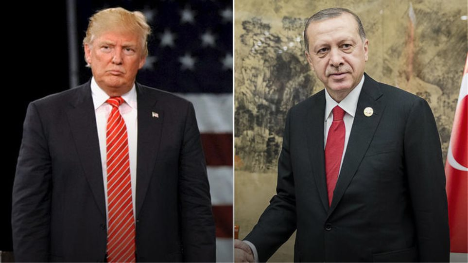Λευκός Οίκος: Ο Τραμπ δεν ζήτησε συγγνώμη από τον Ερντογάν