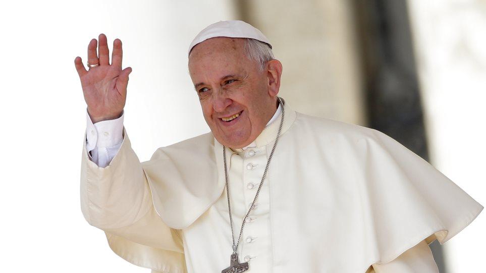 Ο Πάπας Φραγκίσκος πρωταγωνιστής σε ταινία για καλό σκοπό