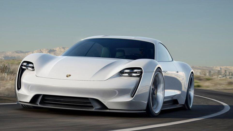 Με 600 ίππους η Porsche Mission E
