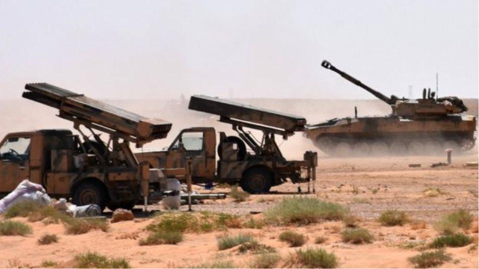 Ανεβαίνει το «θερμόμετρο»: Η Ρωσία απειλεί να χτυπήσει Αμερικανούς στρατιώτες στη Συρία