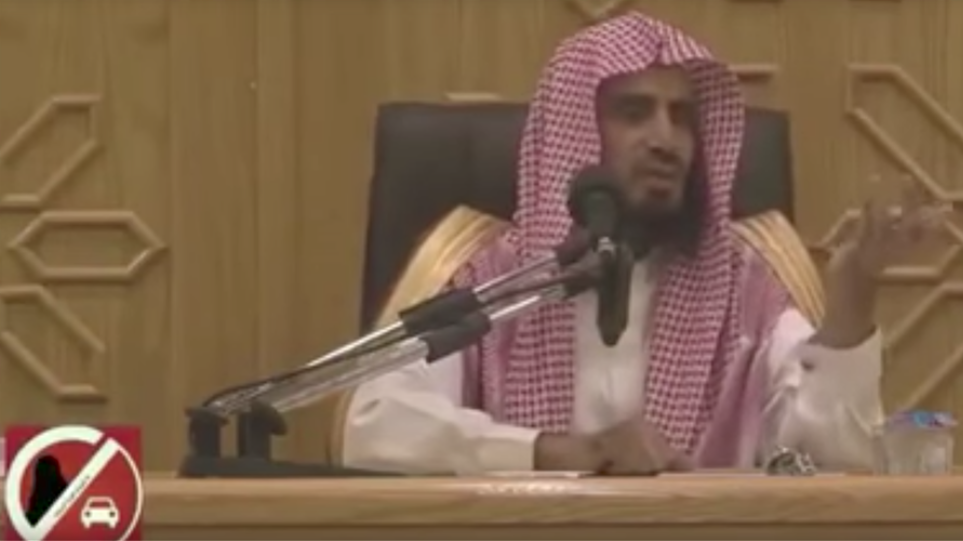 Σαουδάραβας κληρικός: Να μην οδηγούν οι γυναίκες γιατί έχουν το ένα τέταρτο ενός εγκεφάλου!