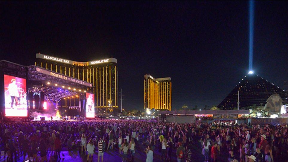 Λας Βέγκας: Αντρας γάζωσε κόσμο σε συναυλία - 20 νεκροί, 100 τραυματίες