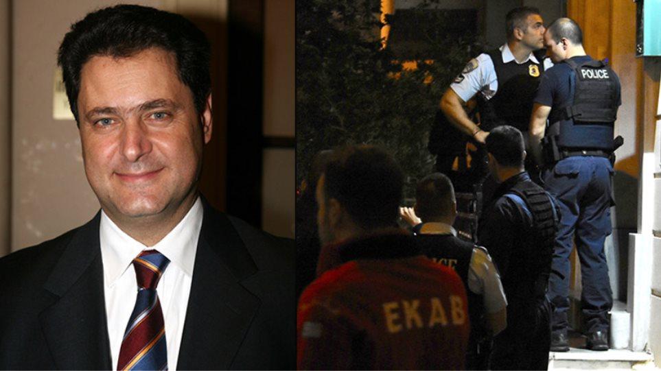 Εκτέλεσαν τον δικηγόρο Μιχάλη Ζαφειρόπουλο μέσα στο γραφείο του
