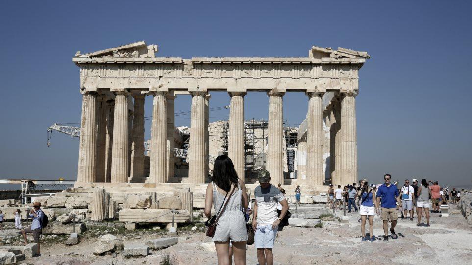 Ύμνοι της Telegraph στην Αθήνα: Η τέλεια πόλη για φθινοπωρινές διακοπές