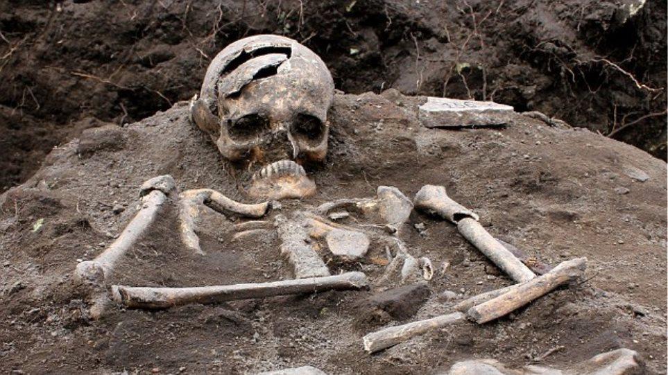 Βρήκαν σκελετό «βαμπίρ» στο αρχαιοελληνικό Περπερικόν στη Βουλγαρία