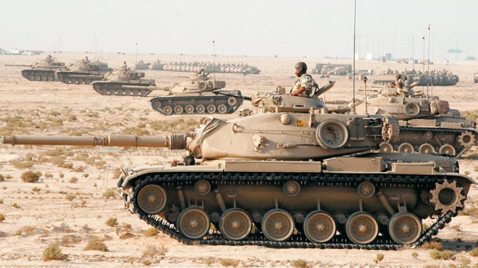 Αγριο επεισόδιο Καμμένου με ταξίαρχο των Εξοπλισμών για πώληση όπλων στη Σαουδική Αραβία