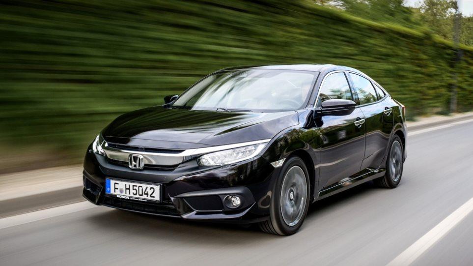 Δοκιμή  Honda Civic Sedan 1.5 VTEC Turbo 182 PS f35f0371840