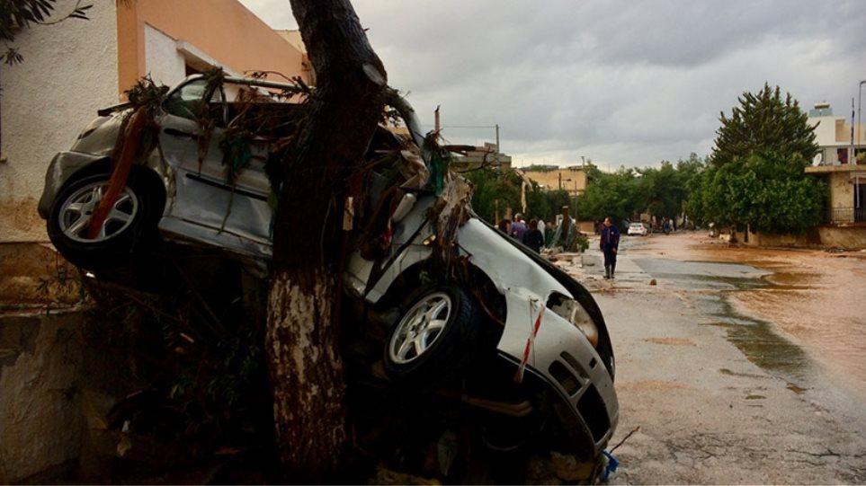Σοκ: Νεκροί 15 άνθρωποι με την πρώτη καταιγίδα στη Δυτική Αττική