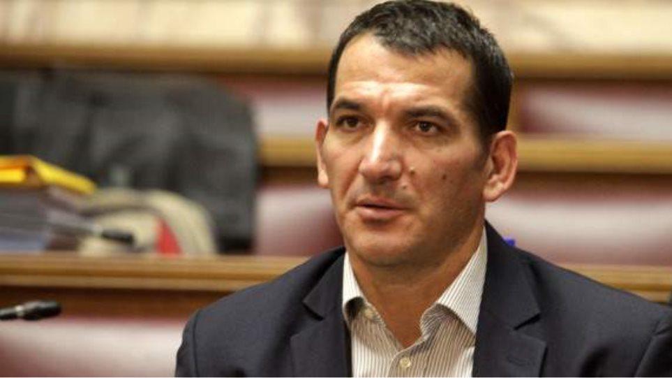 Ο Πύρρος Δήμας πρόεδρος της Ελληνικής Ομοσπονδίας Άρσης Βαρών