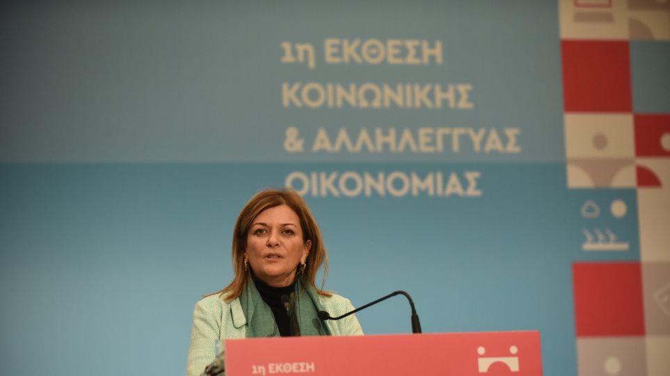 Αντωνοπούλου: 260.000 πολίτες βρήκαν δουλειά επί των ημερών του ΣΥΡΙΖΑ