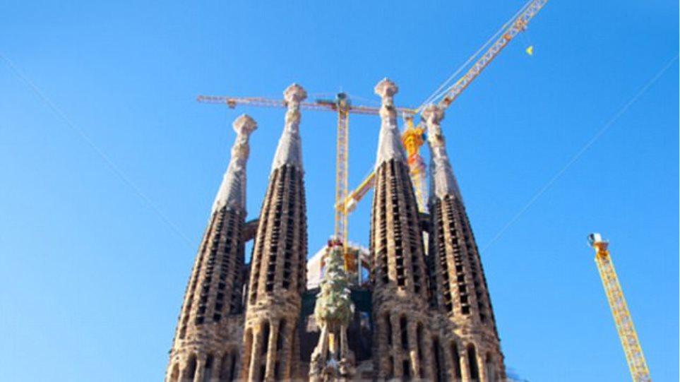 Απίστευτο: Τερμίτες κατασκεύασαν τη δική τους Sagrada Familia!