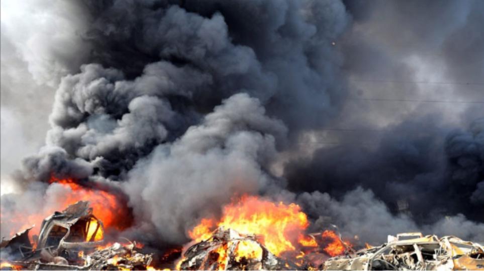 Μακελειό στην Αίγυπτο - Τουλάχιστον 235 νεκροί και 109 τραυματίες από έκρηξη σε τέμενος