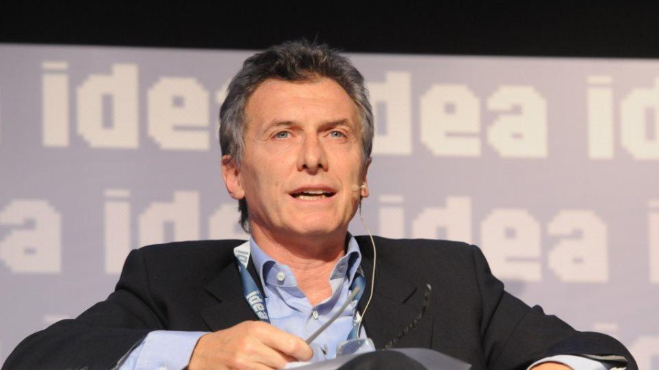O πρόεδρος της Αργεντινής αναμένει ότι θα βρεθεί σύντομα το χαμένο υποβρύχιο