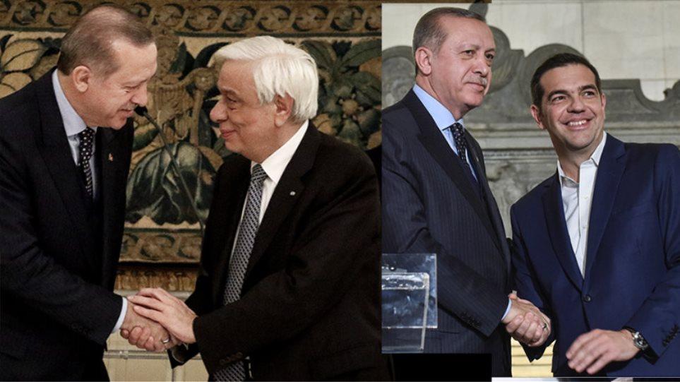 «Πεσκέσι» Ερντογάν μετά την επίσκεψη: Δεσμεύει για στρατιωτικές ασκήσεις το μισό Αιγαίο!