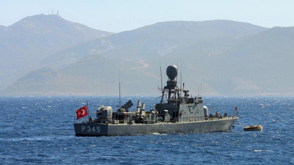 Με νέες Navtex δεσμεύει η Τουρκία ως τα Χριστούγεννα περιοχές της Κυπριακής ΑΟΖ