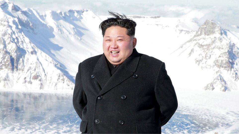 «Πράξη πολέμου» οι νέες κυρώσεις εναντίον μας, απειλεί ο Κιμ Γιονγκ Ουν