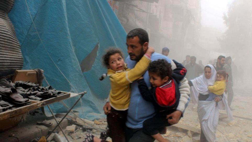 ΟΗΕ: Συντριπτικά τα στοιχεία για εγκλήματα πολέμου στη Συρία