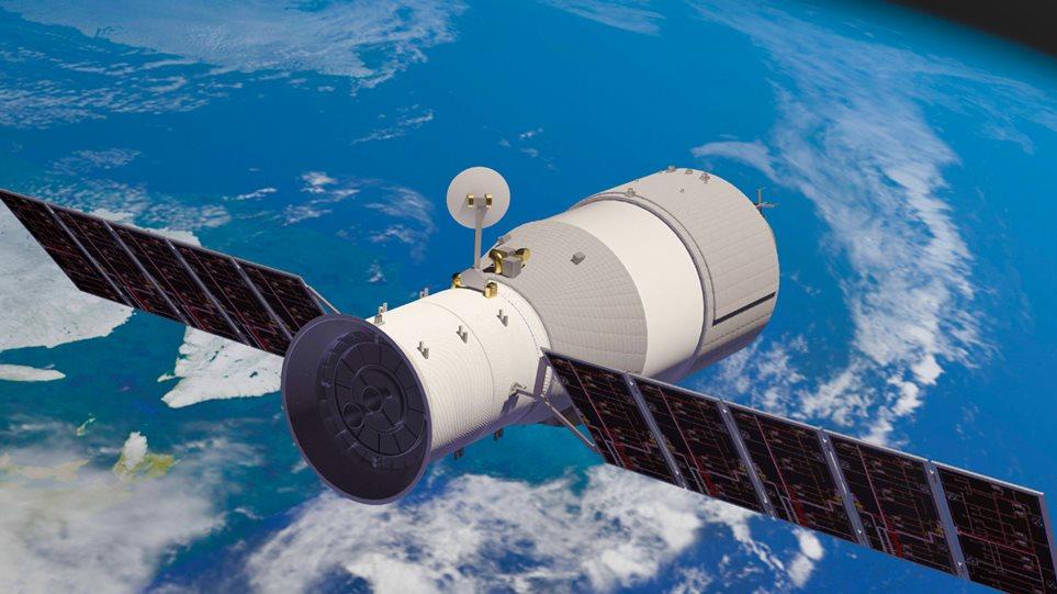 Μέσα στις επόμενες ώρες θα πέσει στη γη ο κινεζικός δορυφόρος Tianging-1 - Ποιες χώρες κινδυνεύουν;