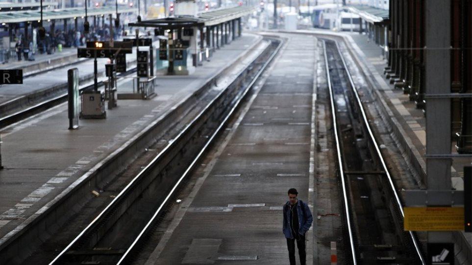 rail-strike