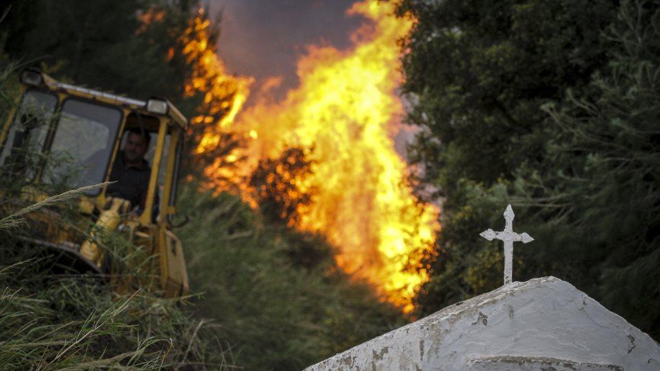 Αποτέλεσμα εικόνας για Οι πυρκαγιές … «καίνε» όλους