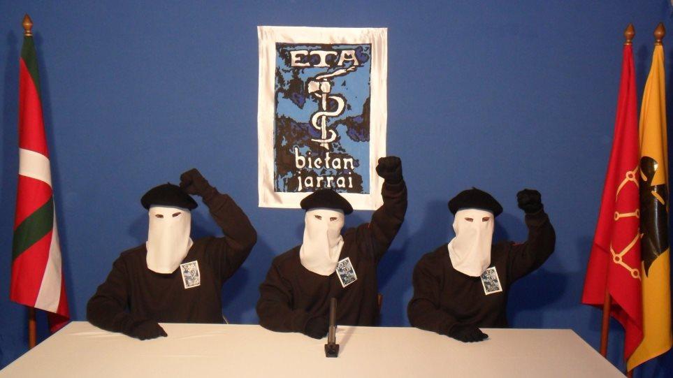 ETA-militants