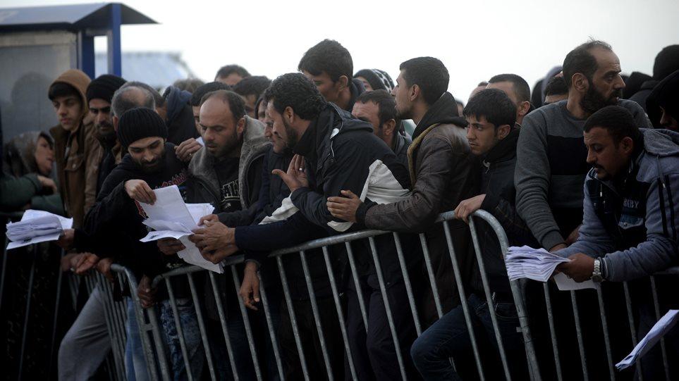 Αποτέλεσμα εικόνας για Στρατιές μεταναστών φοβούνται οι Ευρωπαίοι μετά το «ελευθέρας» από Ελλάδα