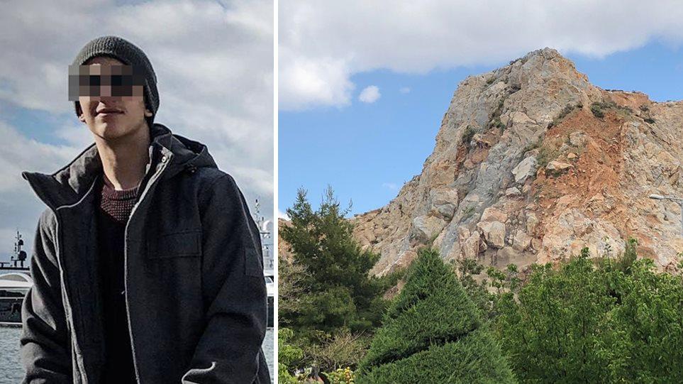 Θρήνος στο Κερατσίνι για τον 16χρονο που σκοτώθηκε πέφτοντας από βράχο