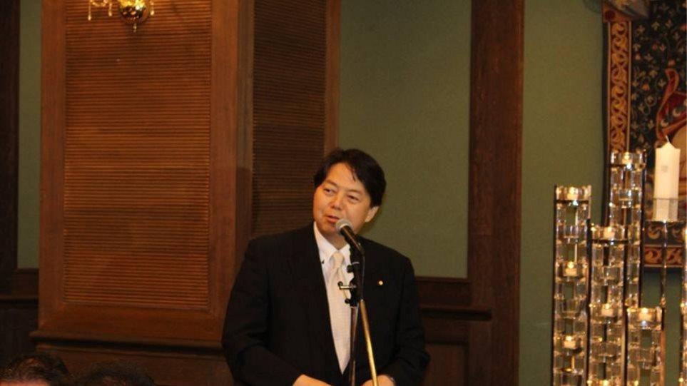Ιαπωνικό σεξ σε δημόσια